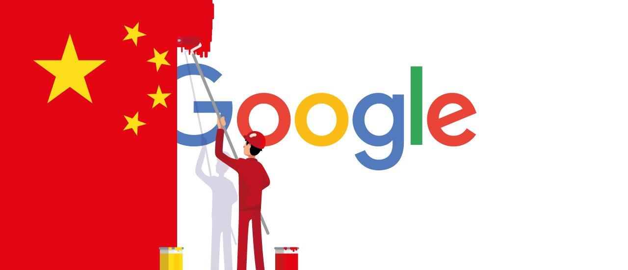 Dragonfly: Google Çin'e Sansürle Giriyor