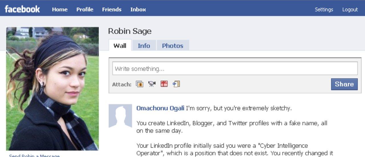 Siber Güveliğin En Zayıf Halkasının İnsan Olduğunun Kanıtı Olan Bir Test: Robin Sage